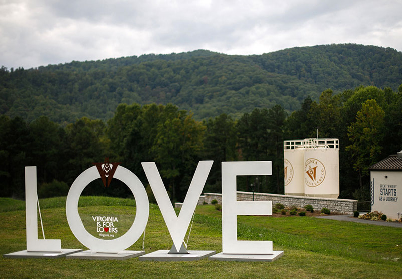 LoveWorks at Virginia Distillery Company